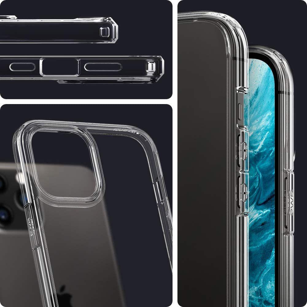 Spigen Ultra Hybrid For Iphone 12 Pro Max Case (1)