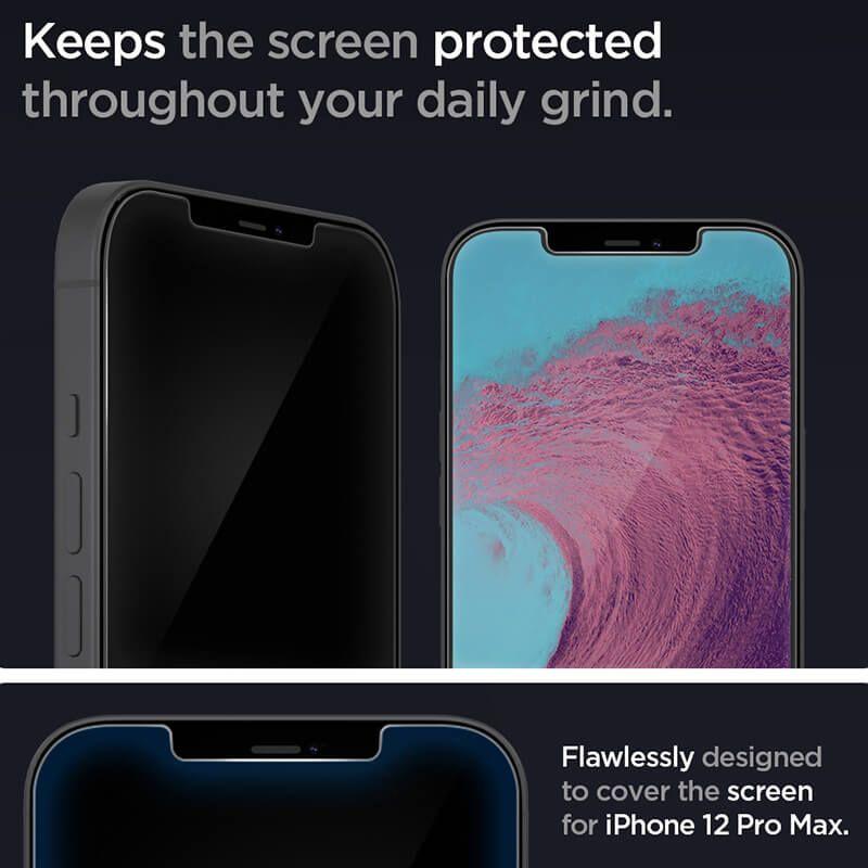 Spigen Ultra Hybrid For Iphone 12 Pro Max Case New (8)
