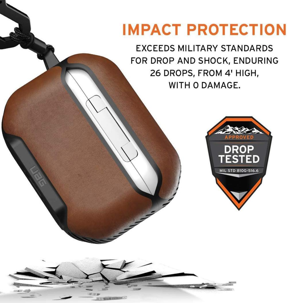 Uag Metropolis Rugged Protective Case For Airpods Pro (3)
