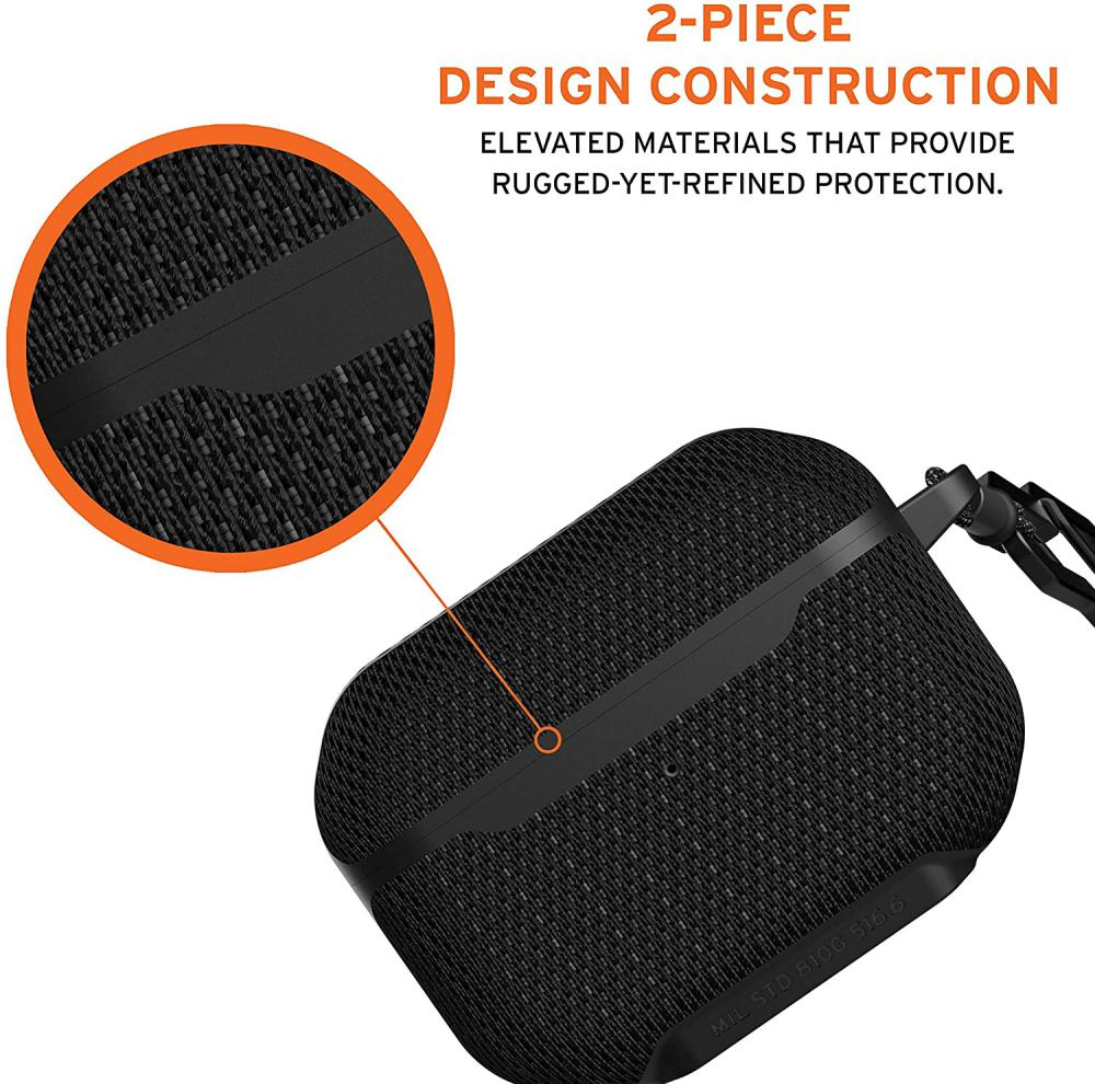 Uag Metropolis Rugged Protective Case For Airpods Pro (4)