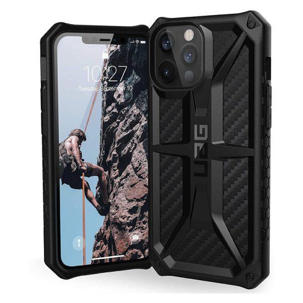 Uag Monarch Rugged Armor Protective Case For Iphone 12 Mini 12 12pro 12 Pro Max (1)