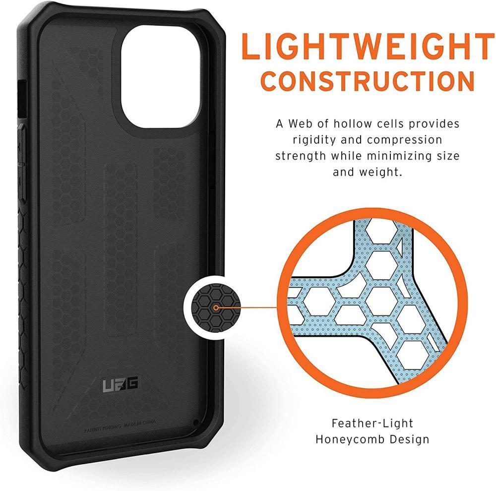 Uag Monarch Rugged Armor Protective Case For Iphone 12 Mini 12 12pro 12 Pro Max (2)
