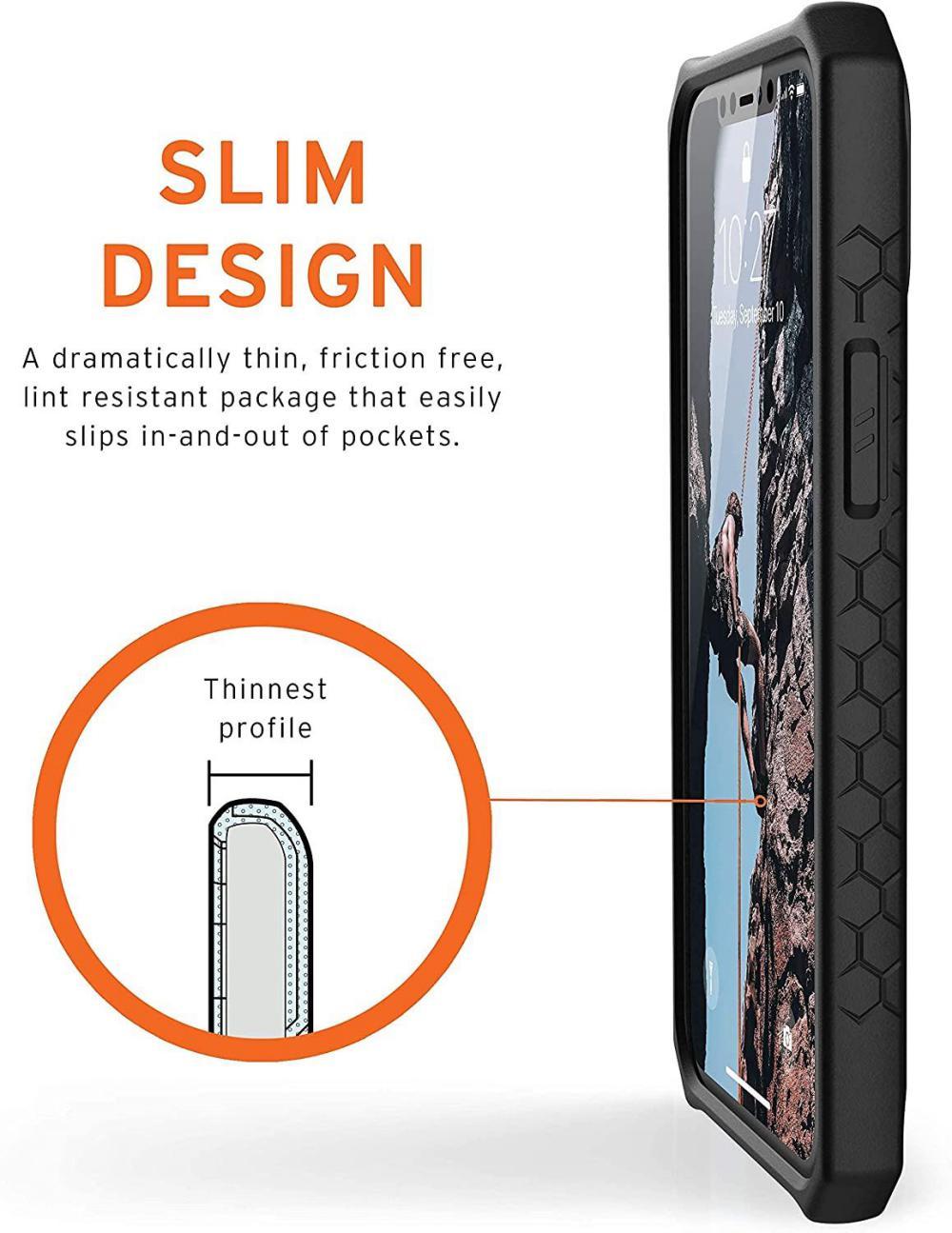 Uag Monarch Rugged Armor Protective Case For Iphone 12 Mini 12 12pro 12 Pro Max (4)