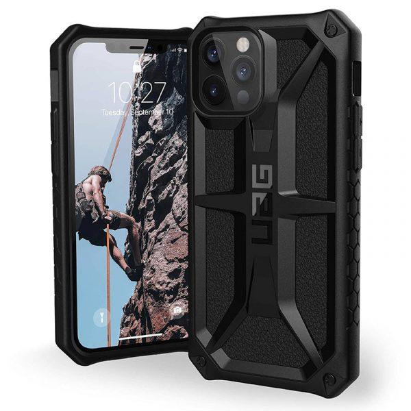 Uag Monarch Rugged Premium Protection Case For Iphone 12 Mini 12 12pro 12 Pro Max (4)