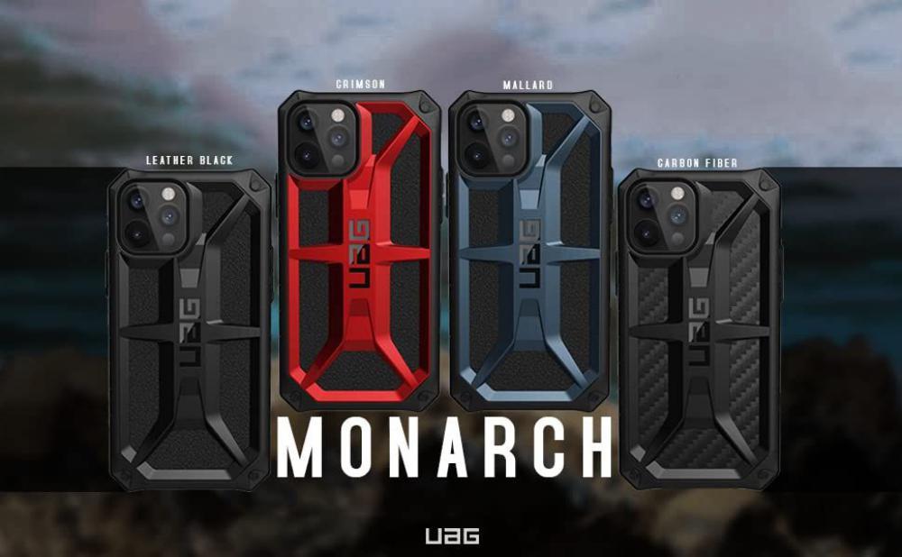 Uag Monarch Rugged Premium Protection Case For Iphone 12 Mini 12 12pro 12 Pro Max (5)