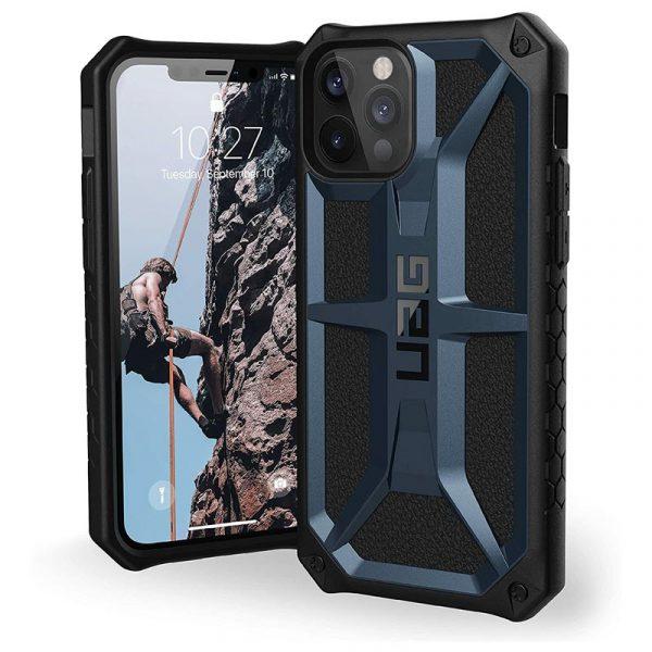 Uag Monarch Rugged Premium Protection Case For Iphone 12 Mini 12 12pro 12 Pro Max Mallard (1)