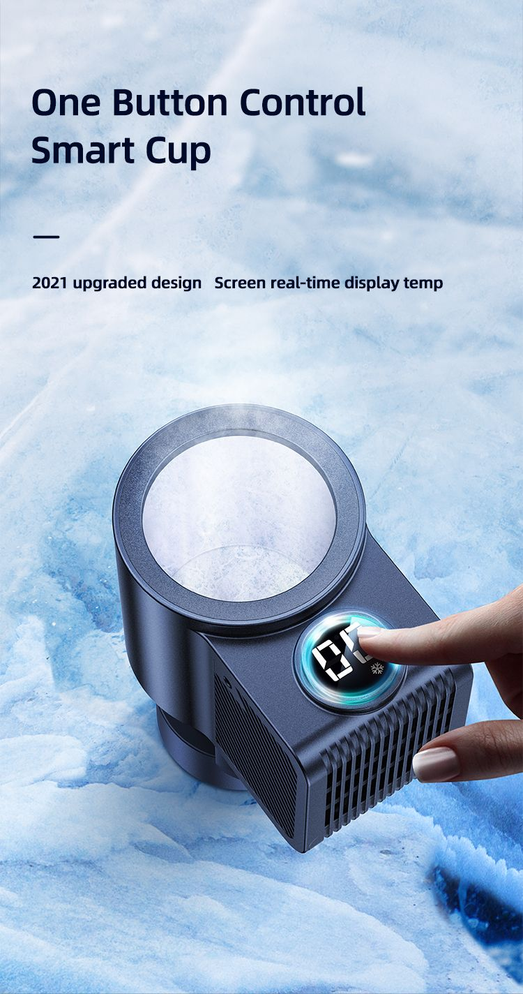 Usams Us Zb230 Car Quick Cooling Smart Cup (3)