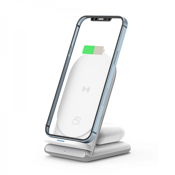 Wiwu Power Air 18w 2 In 1 Wireless Charger (3)