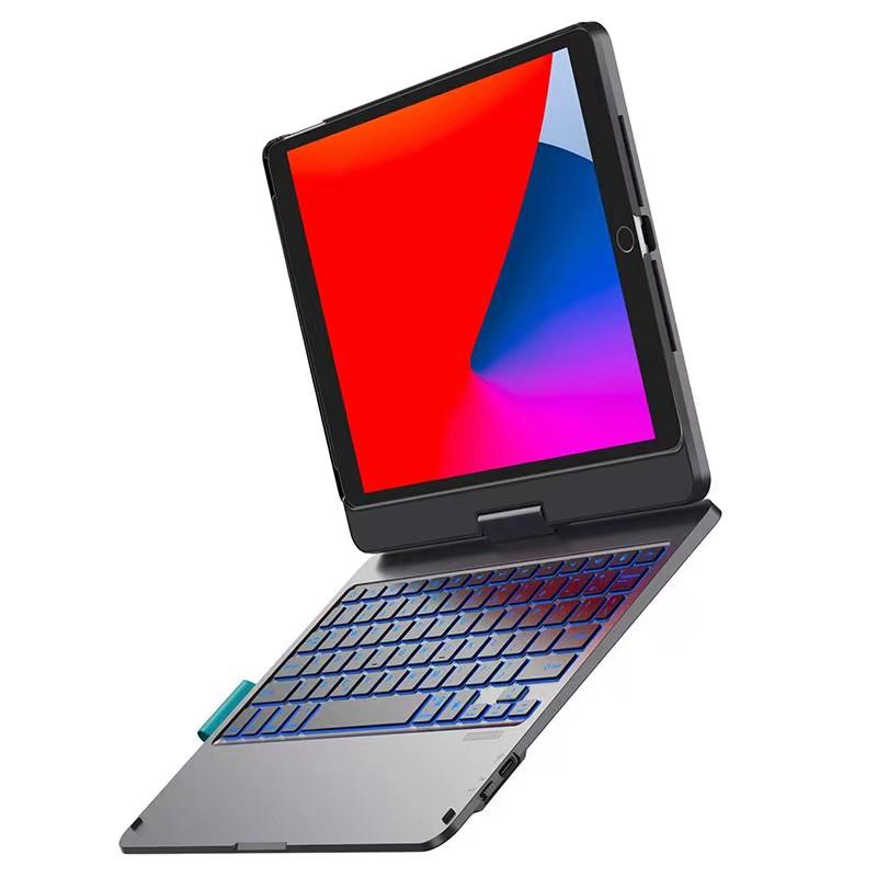 Wiwu Waltz Rotating Magic Smart Keyboard Case For Ipad (1)