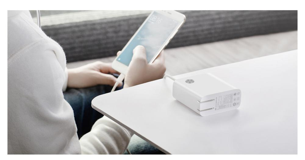 Xiaomi Cbq01zm Dual Usb Mobile External 5000 Mah Power Bank Wall Charger 2 In 1 (6)