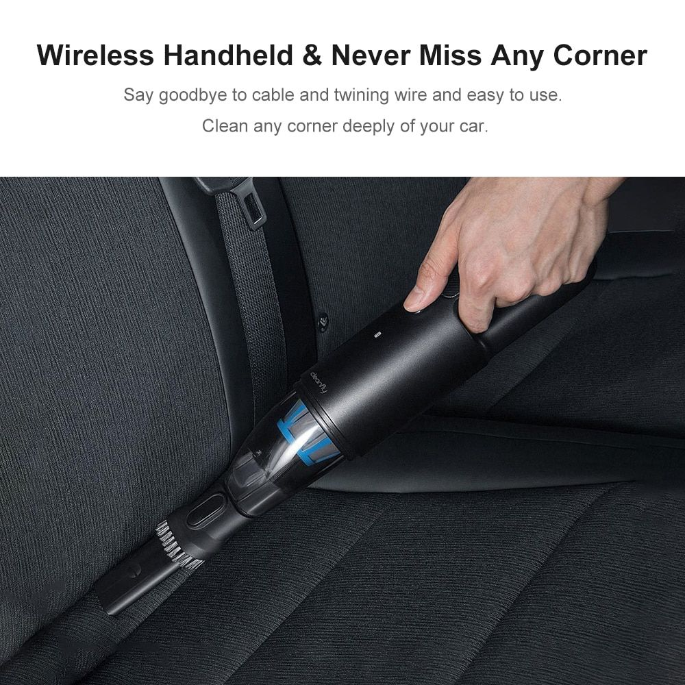 Xiaomi Cleanfly Fvq Portable Car Home Wireless Handheld Vacuum Cleaner (7)
