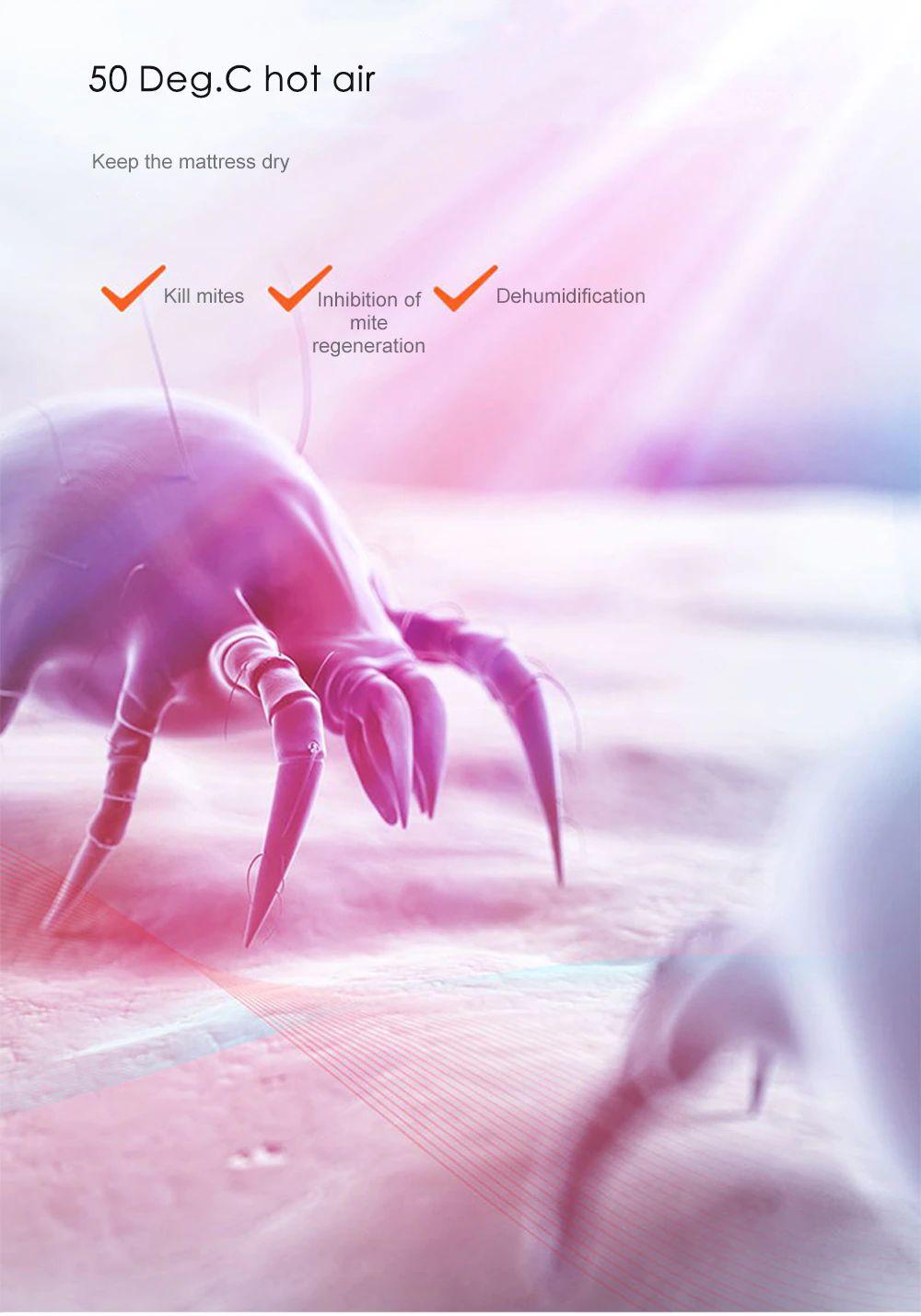 Xiaomi Deerma Bed Vacuum Cleaner Electric Mites Remover (3)