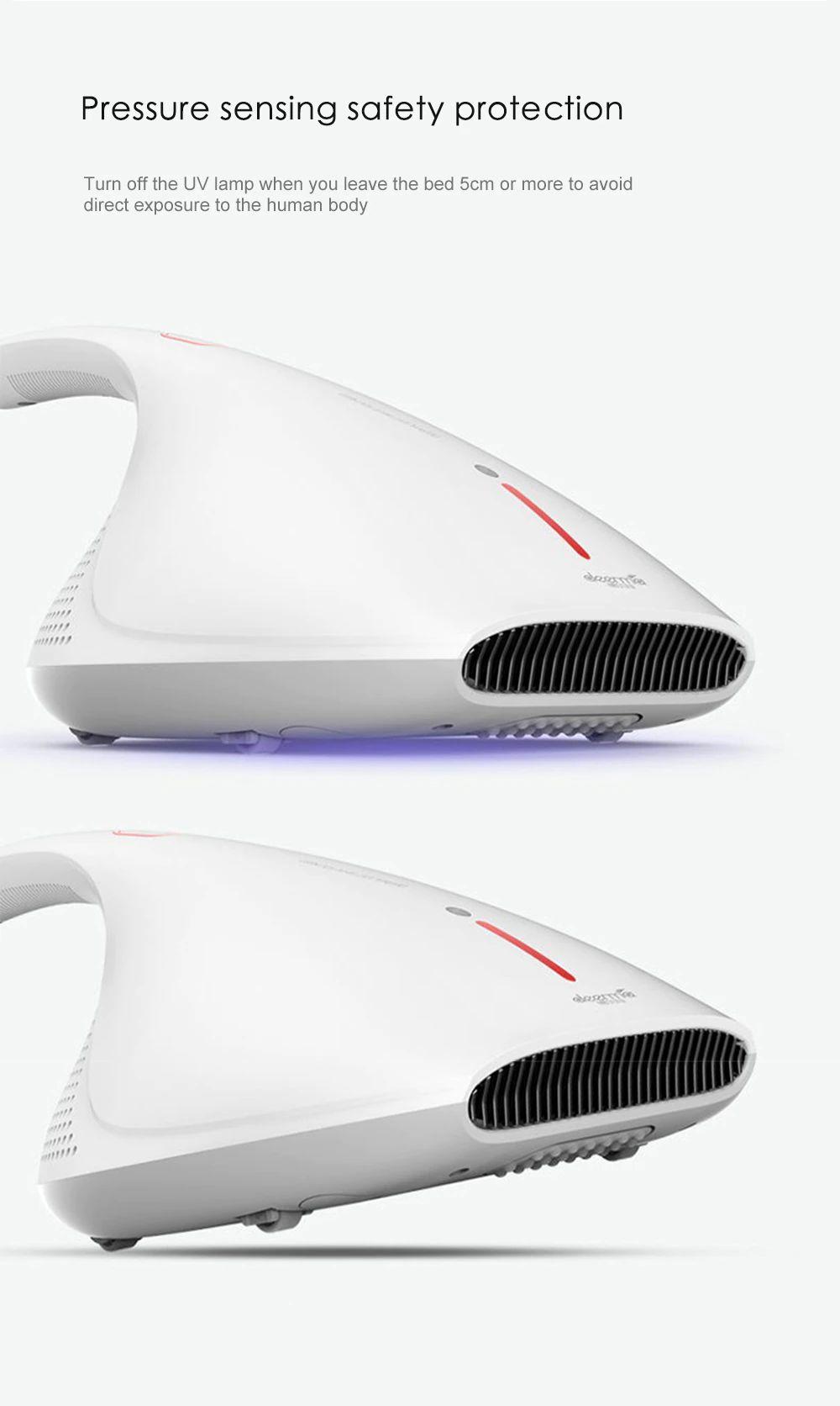 Xiaomi Deerma Bed Vacuum Cleaner Electric Mites Remover (6)
