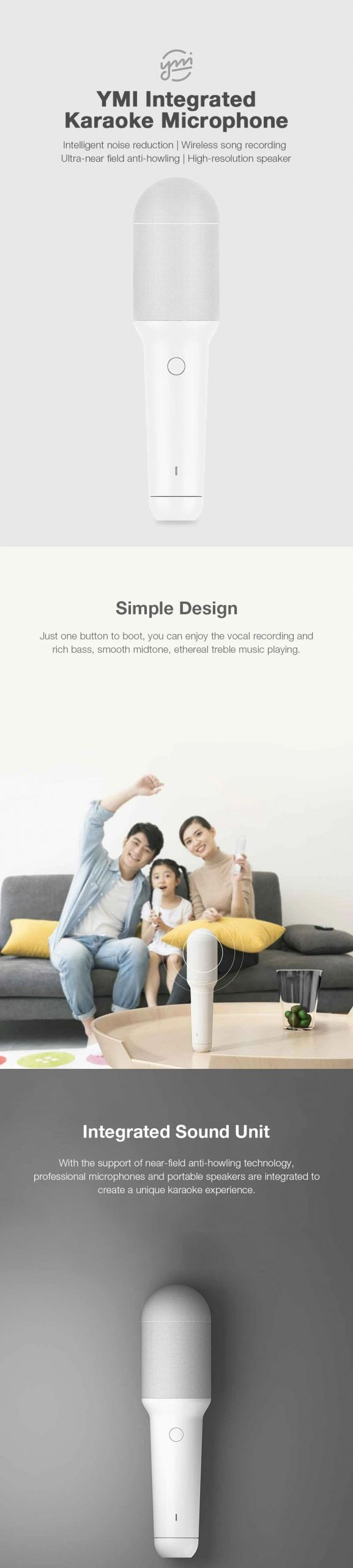 Xiaomi Integrated Bluetooth Microphone Wireless Handheld Voice Control Portable Type C Port (2)