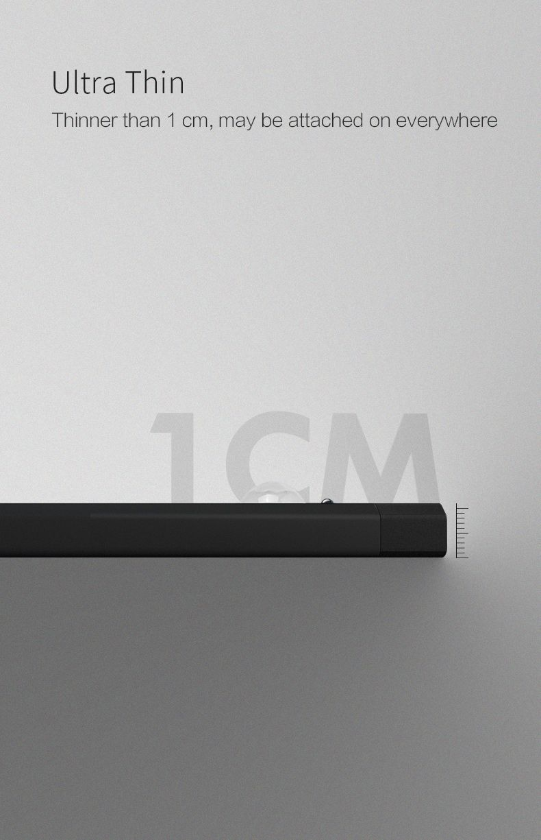 Xiaomi Intelligent Sensor Cabinet Night Light 4000k Magnetic Mounted Bar Screen (2)
