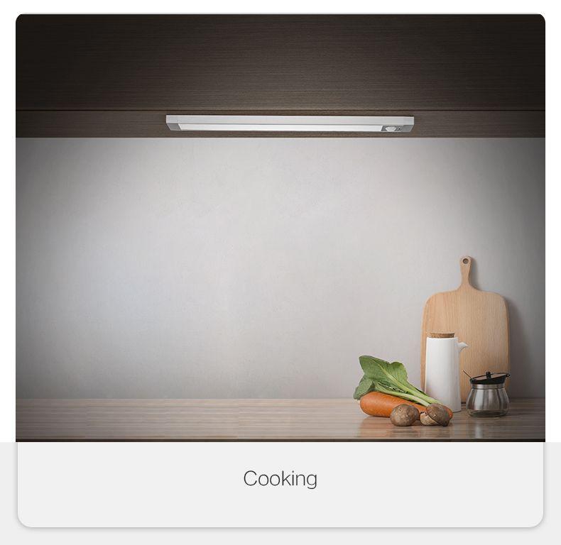 Xiaomi Intelligent Sensor Cabinet Night Light 4000k Magnetic Mounted Bar Screen (9)