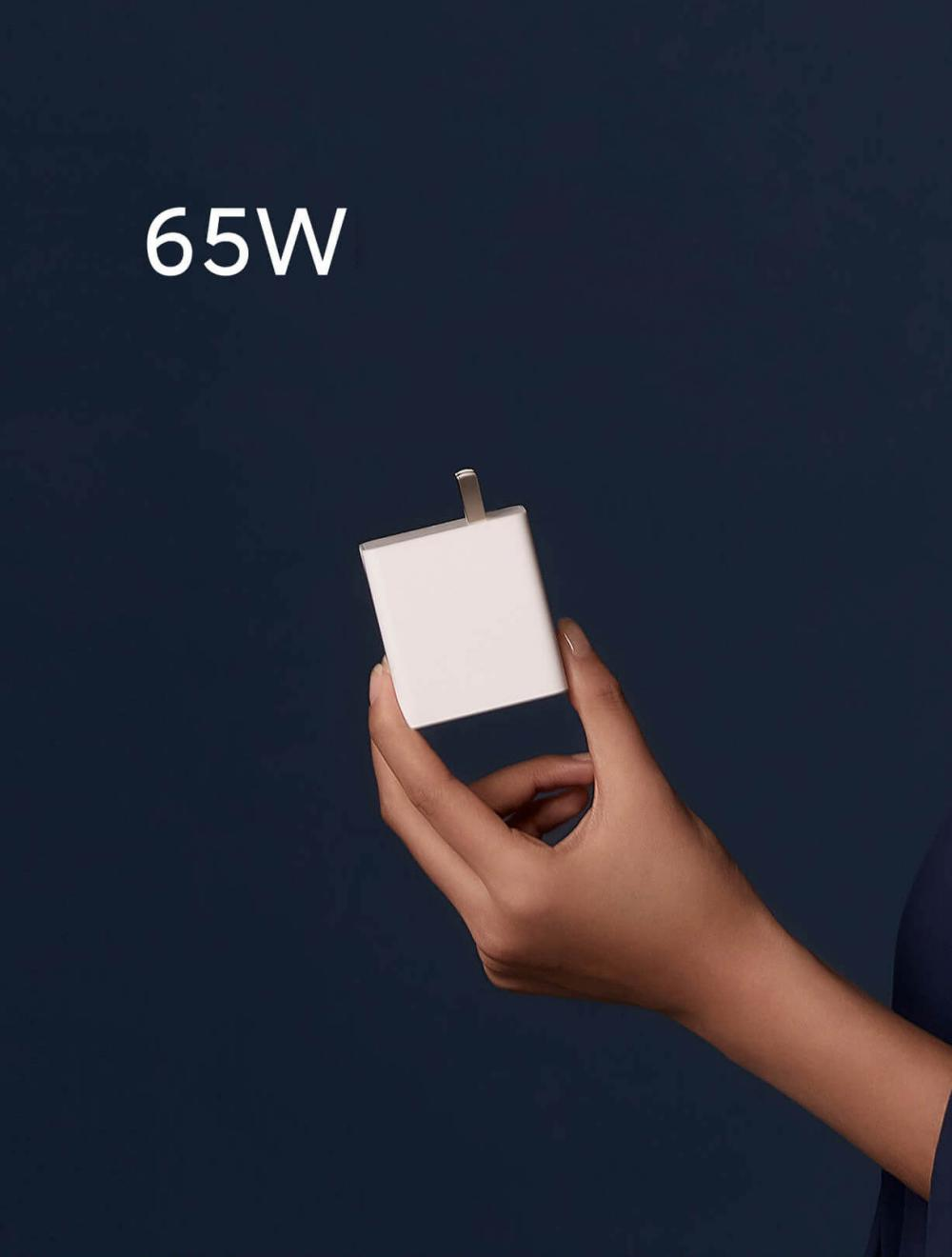 Xiaomi Mdy 11 Eb Super Fast Charging 65w Power Adapter With Type C Cable (1)