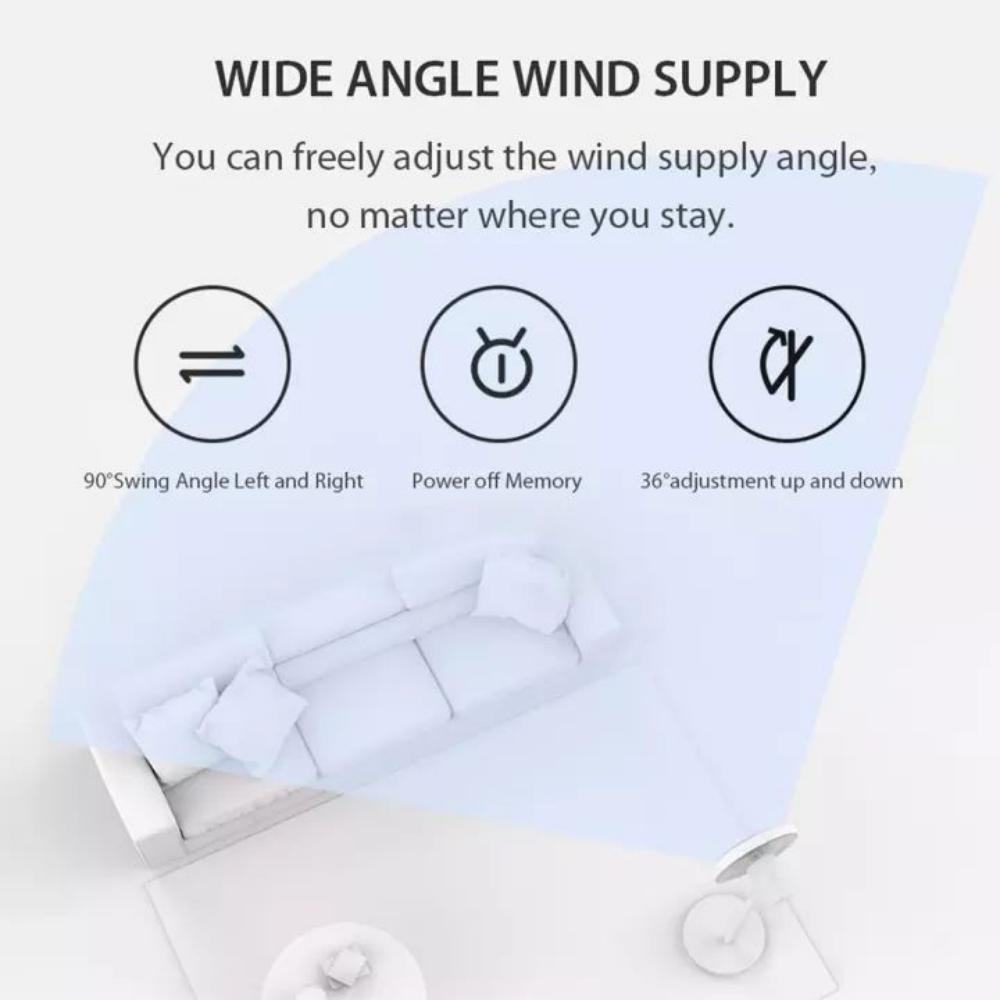 Xiaomi Mi Smart Standing Fan 2 Lite (1)