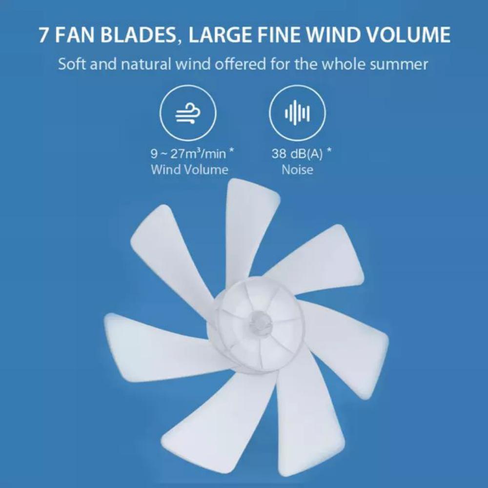 Xiaomi Mi Smart Standing Fan 2 Lite (2)