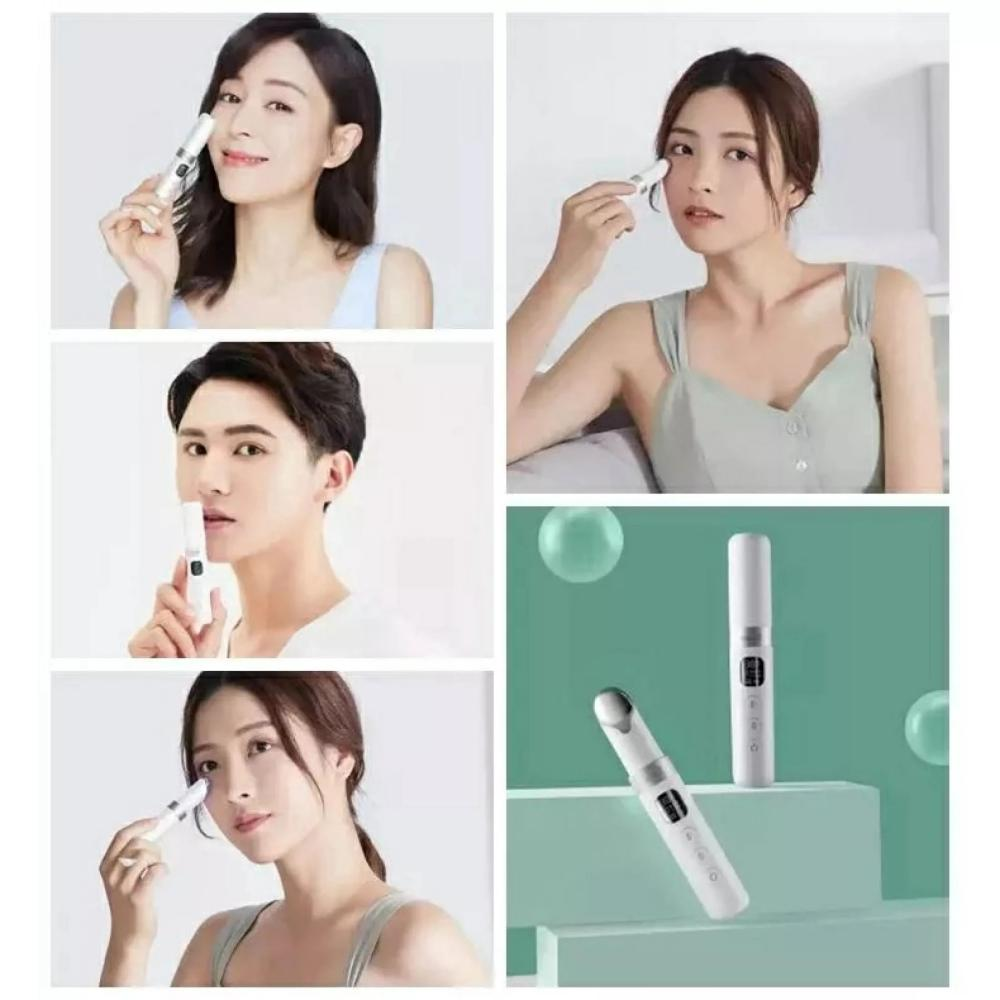 Xiaomi Wellskins Warm Colored Light Massage Beautiful Eye Instrument Heated ( (3)
