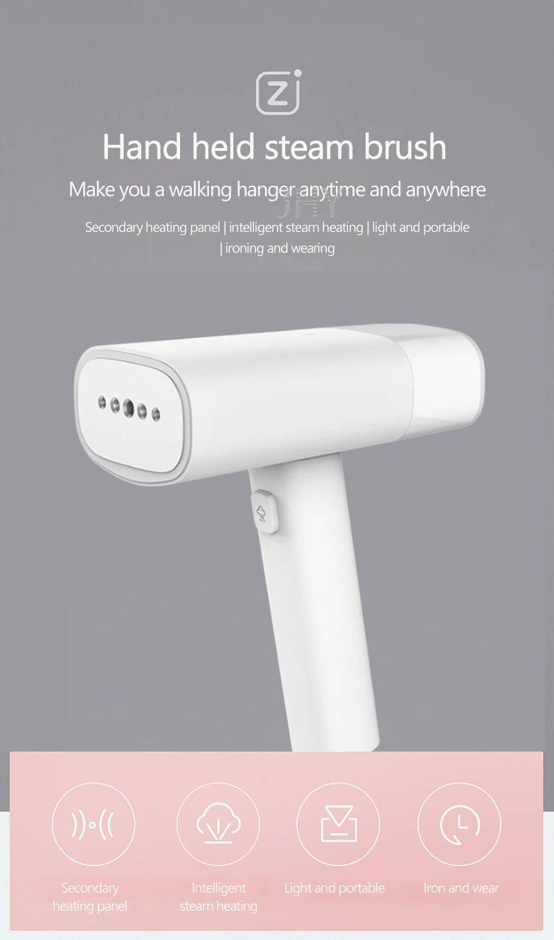 Xiaomi Zanjia Zj Gt 306lw Steamer Iron Mini Generator Travel Household Electric Garment Cleaner (9)