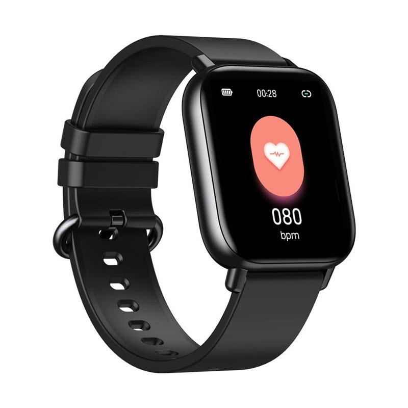 Zeblaze Gts Pro 1 65 Hd Color Touch Screen Health Fitness Smartwatch (5)