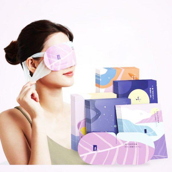 Jisulife Eye Steamer Face Moisturizer Face Steamer Facial Steamer Skin Care Nebulizer Vaporizer Sauna Spa Reduce