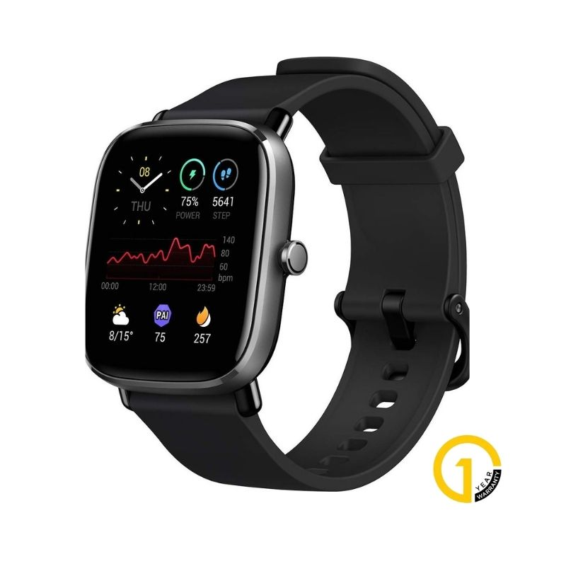 Amazfit Gts 2 Mini Smartwatch Black Official 1 Year Warranty