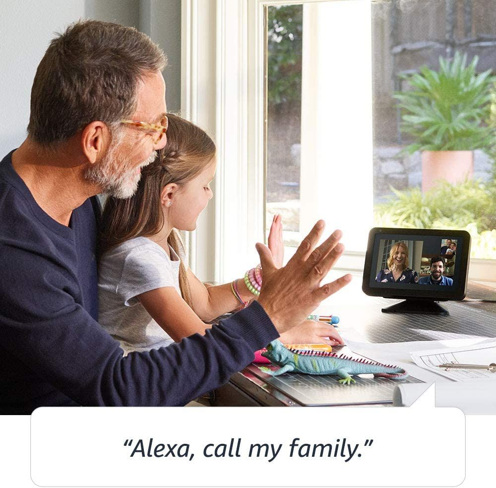 Amazon Echo Show 8 Hd Smart Display With Alexa (5)