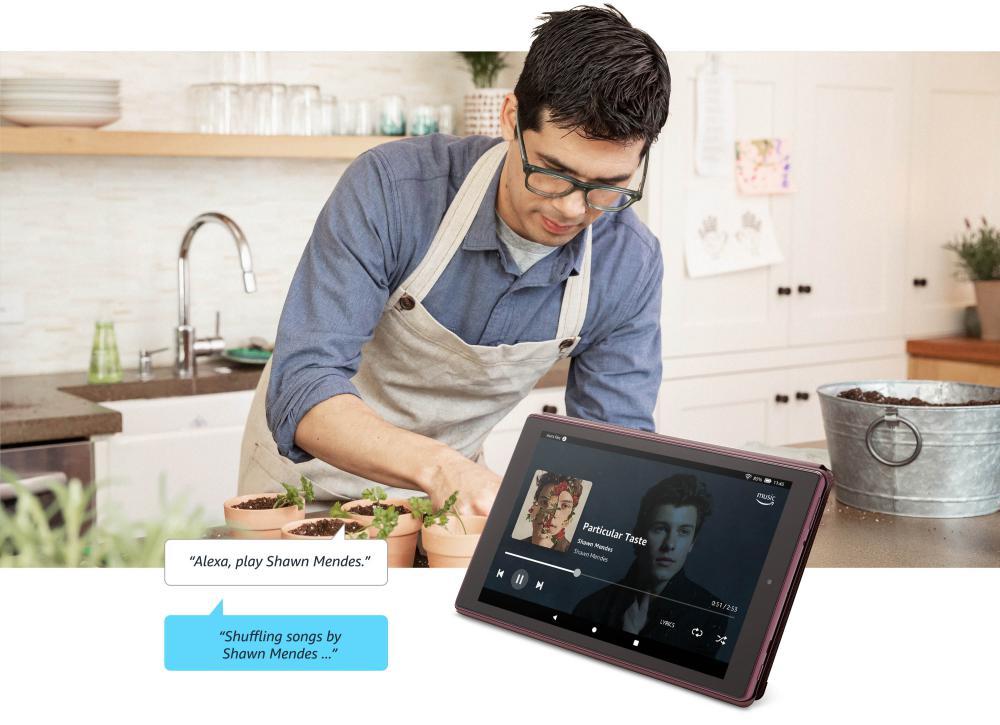 Amazon Fire Hd 10 Tablet 1080p Full Hd 32 Gb 9th Gen (6)