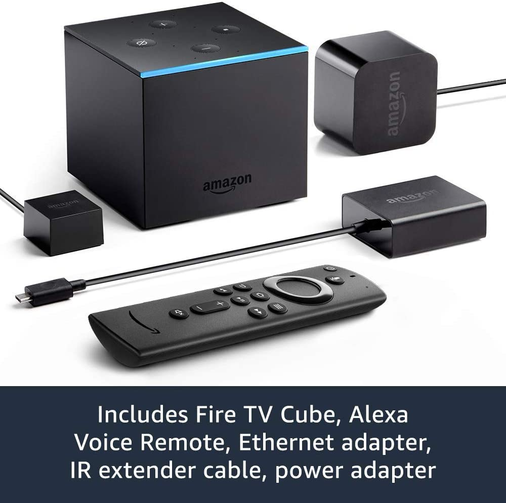 Amazon Fire Tv Cube 4k Hdr Streaming Device With Alexa (5)