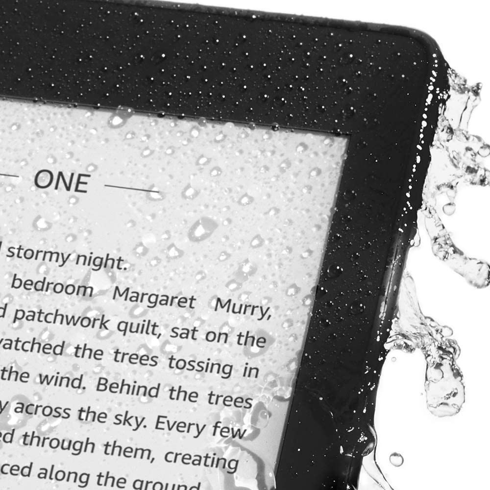 Amazon Kindle Paperwhite E Reader Waterproof Black (3)