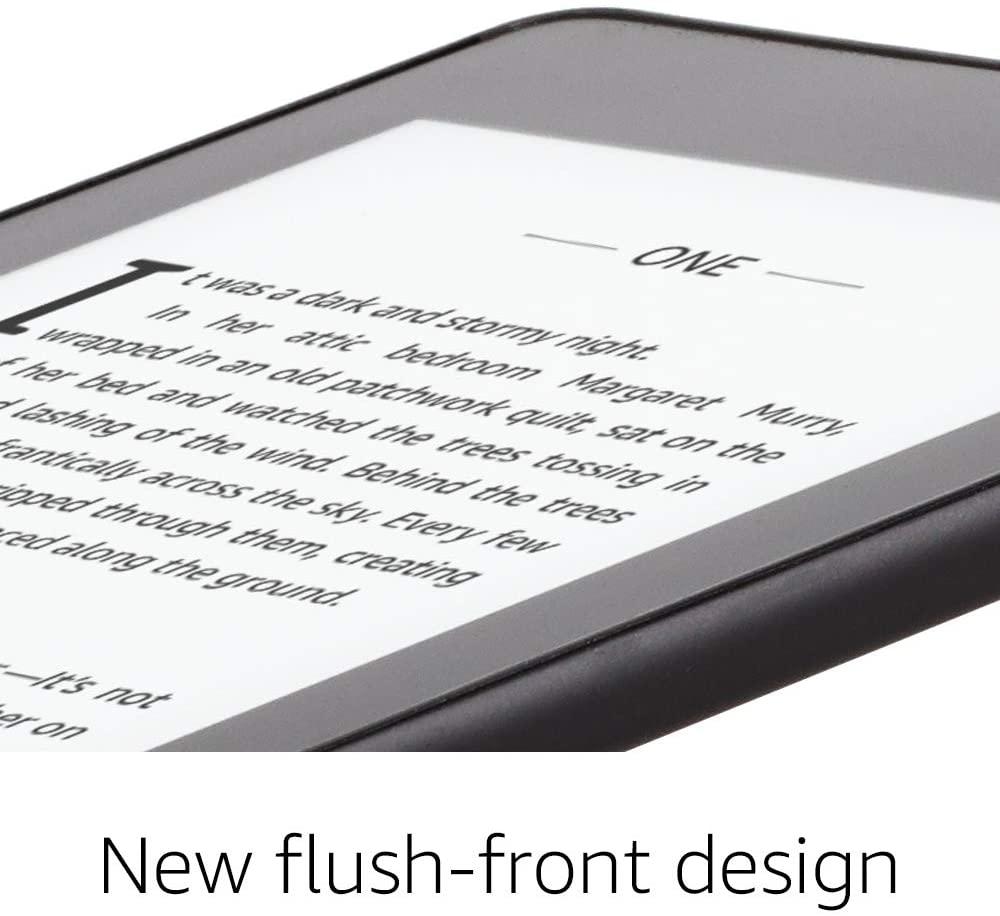 Amazon Kindle Paperwhite E Reader Waterproof Black (5)