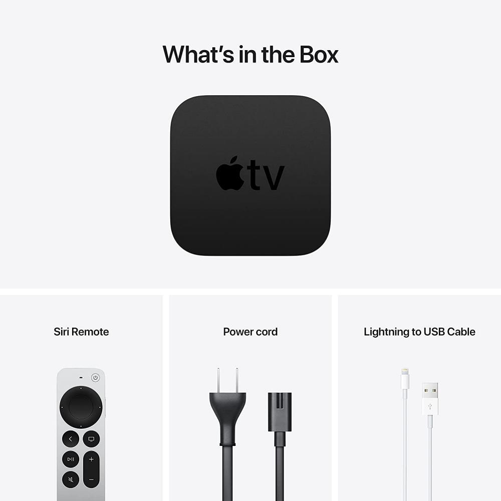 Apple Tv 4k 2021 (2)