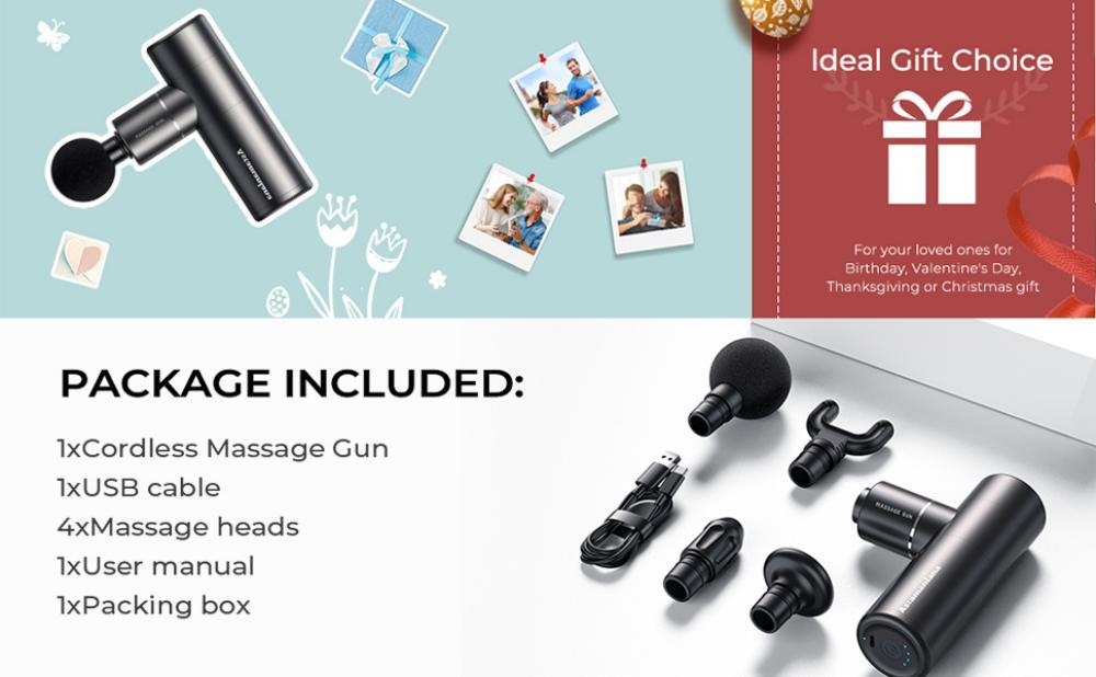 Astamaniana Mini Massage Gun Mini Size Muscle Massagers (2)