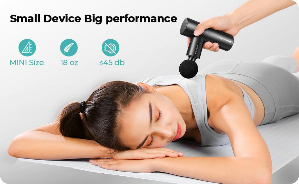 Astamaniana Mini Massage Gun Mini Size Muscle Massagers (5)