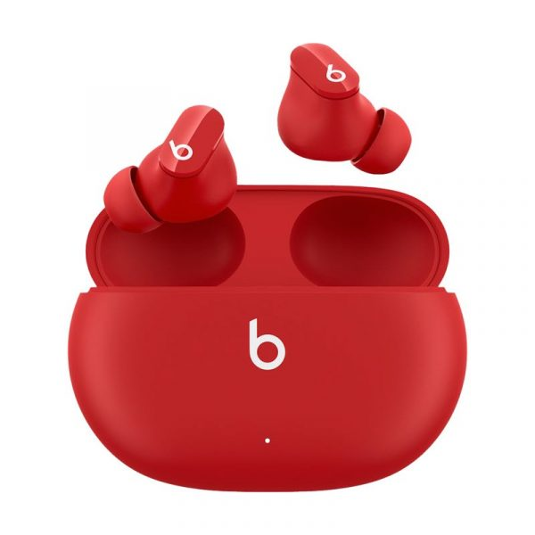 Beats Studio Buds True Wireless Noise Cancelling Earbuds Red (1)
