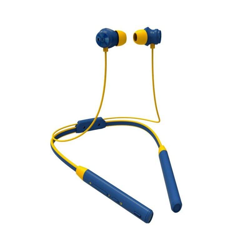 Bluedio Tn2 T Energy 2nd Gen Bluetooth Neckband Blue (2)