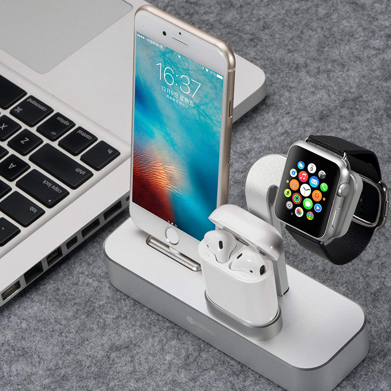 Coteetci 3 In 1 Multifunction Charging Stand (5)