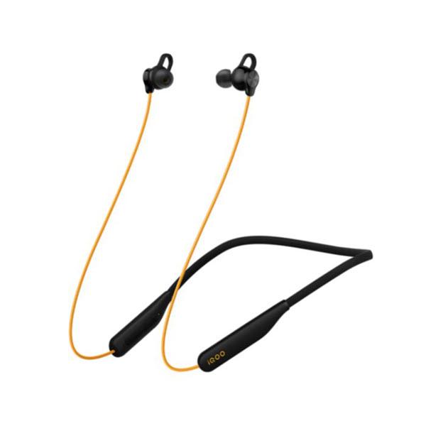 Iqoo Wireless Neckband Bluetooth Earphone (1)