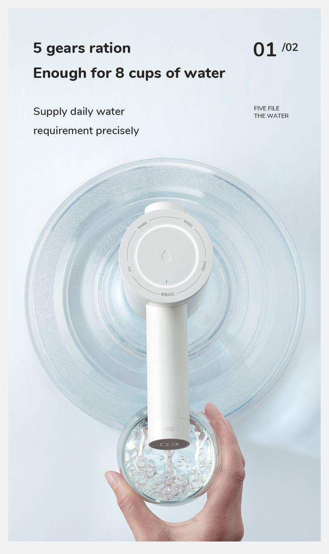 Jisulife Smart Hydrator Water Dispenser (1)