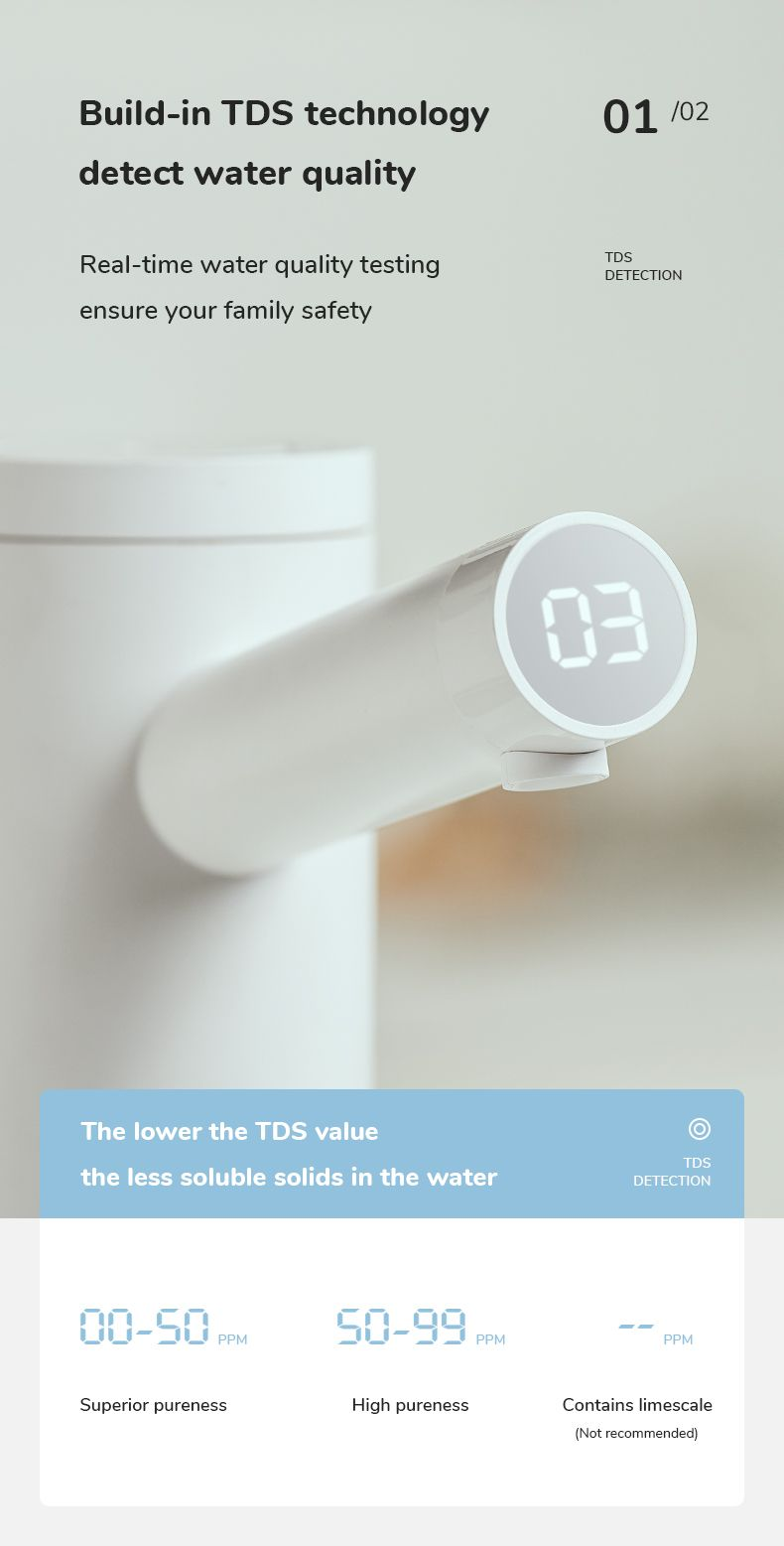 Jisulife Smart Hydrator Water Dispenser (4)