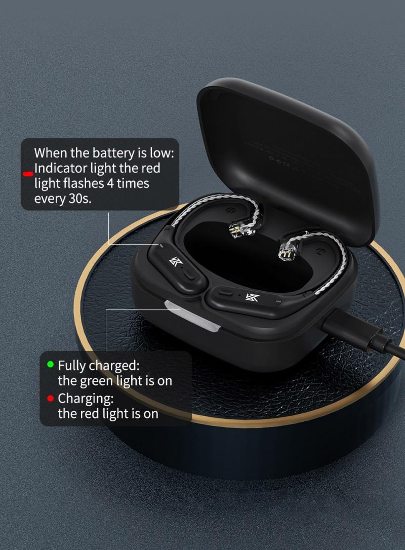 Kz Az09 Tws Hd Bluetooth Ear Hook (4)