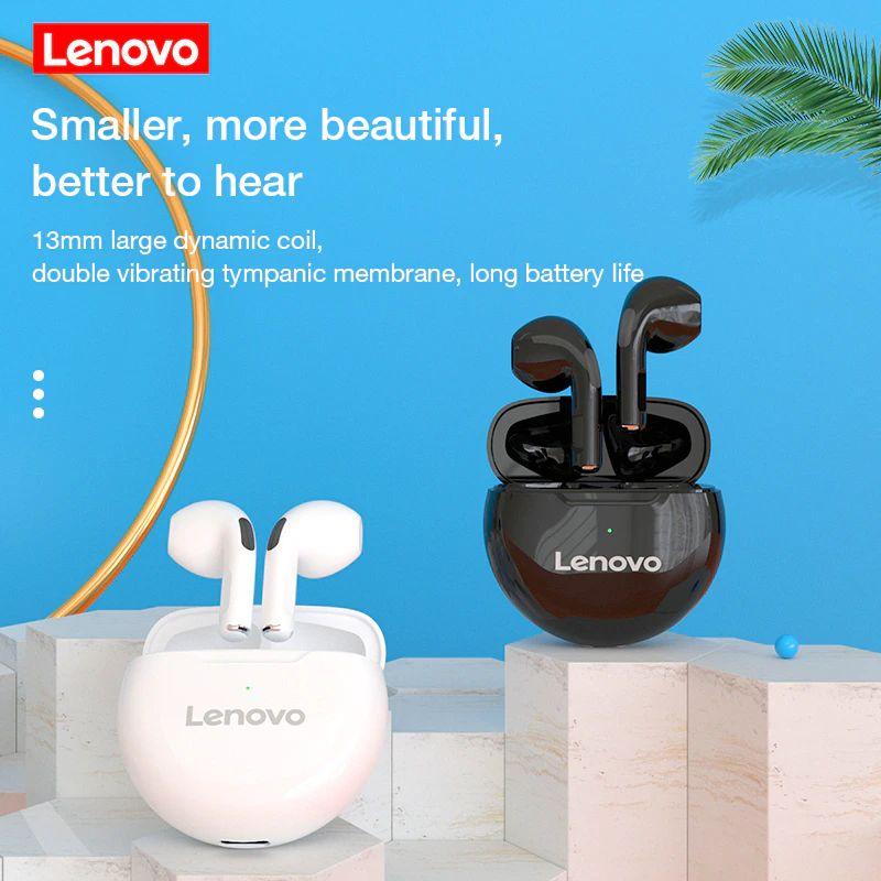 Lenovo Livepods Ht38 Tws Bluetooth Waterproof Wireless Earbuds (3)