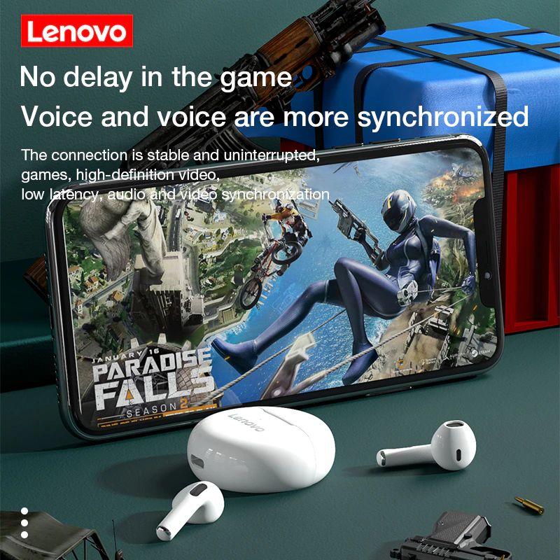 Lenovo Livepods Ht38 Tws Bluetooth Waterproof Wireless Earbuds (4)