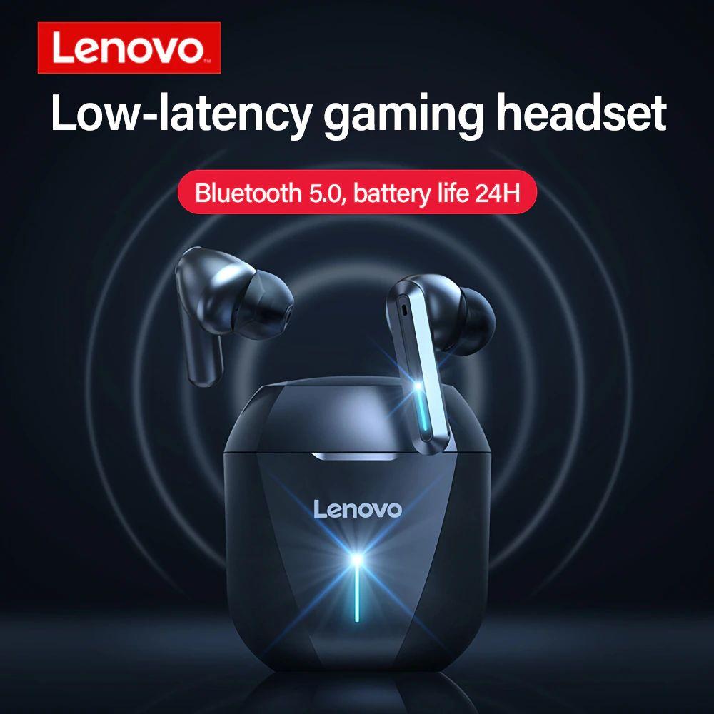 Lenovo Xg01 Tws Gaming Wireless Bluetooth Earbuds (2)