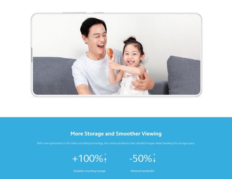 Mi Home Security Camera 360 1080p New Global Version (1) 1
