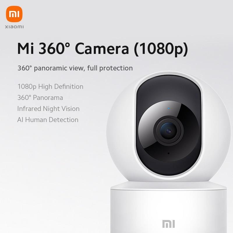 Mi Home Security Camera 360 1080p New Global Version (2)