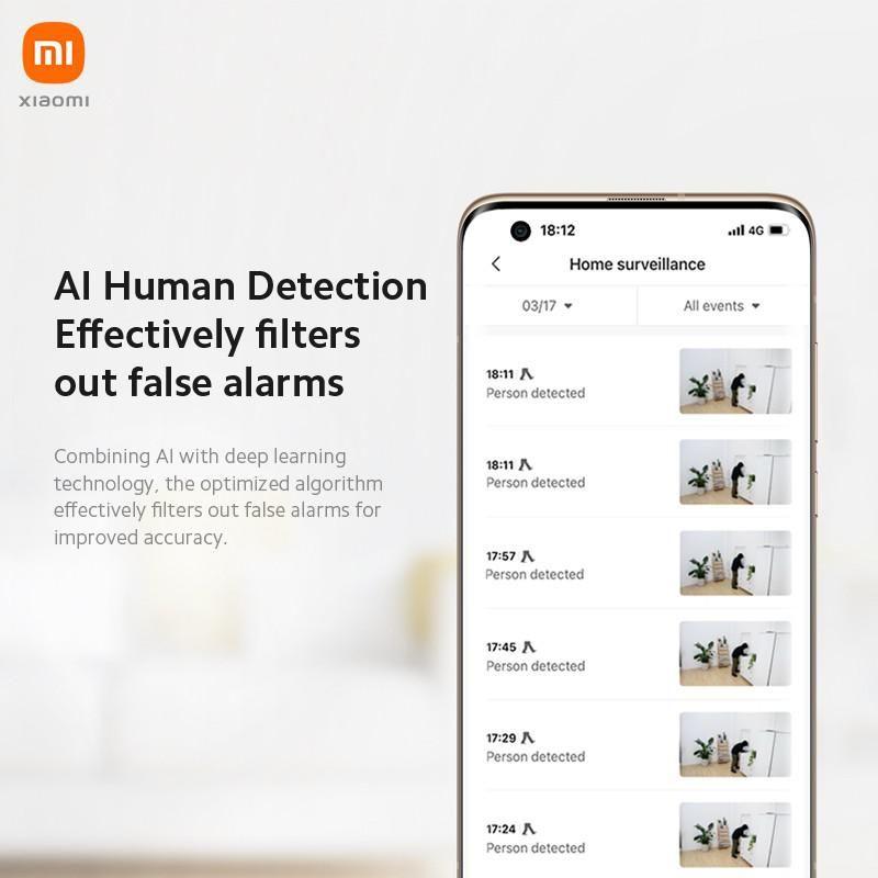 Mi Home Security Camera 360 1080p New Global Version (4)
