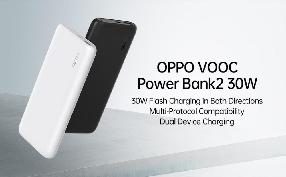 Oppo 10000mah 30w Warp Vooc Charge Power Bank 2 (3)